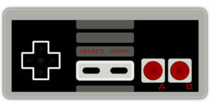 nes-controller inscription