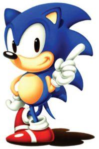 Sonic réinitialiser