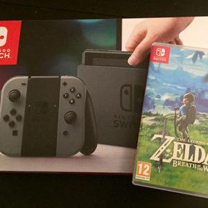 Unboxing-Nintendo-Switch-Zelda