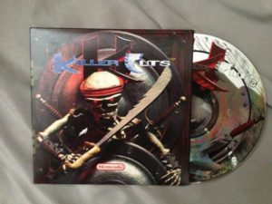 Killer Instinct CD