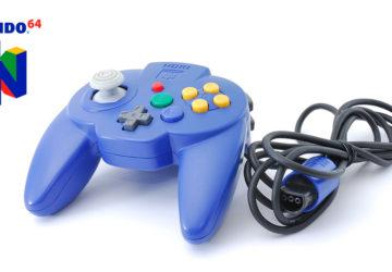 Manette pour Nintendo 64 Hori idéal pour le Retrogaming