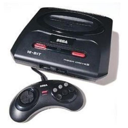 Mega Drive II