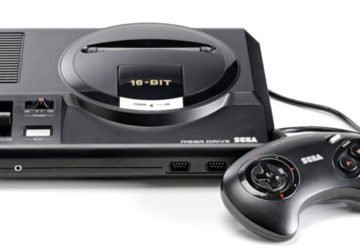 Console Sega Megadrive - Club Retrogaming