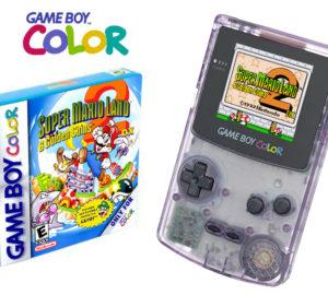 Couverture de Super Mario Land 2 DX en couleur