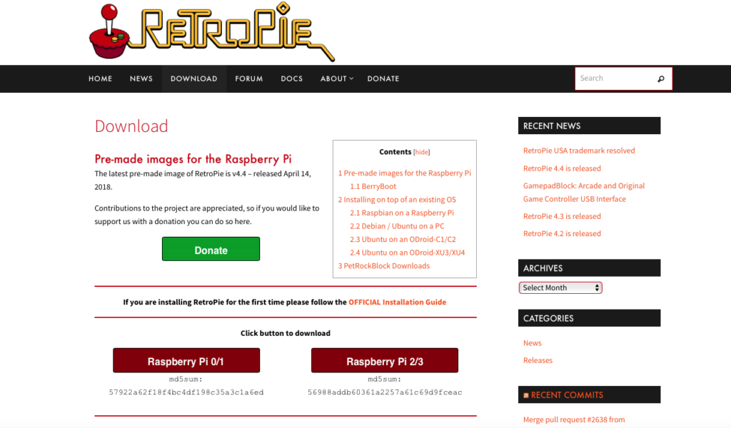 Club-Retrogaming-tutoriel-Retropie-Raspberry-retrogaming-3