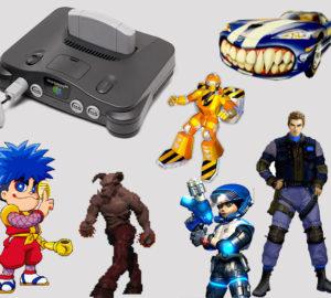 10 Jeux méconnus pour la Nintendo 64